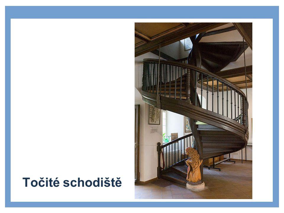 Zdroje Stránka pro uvedení dílčích témat Točité schodiště