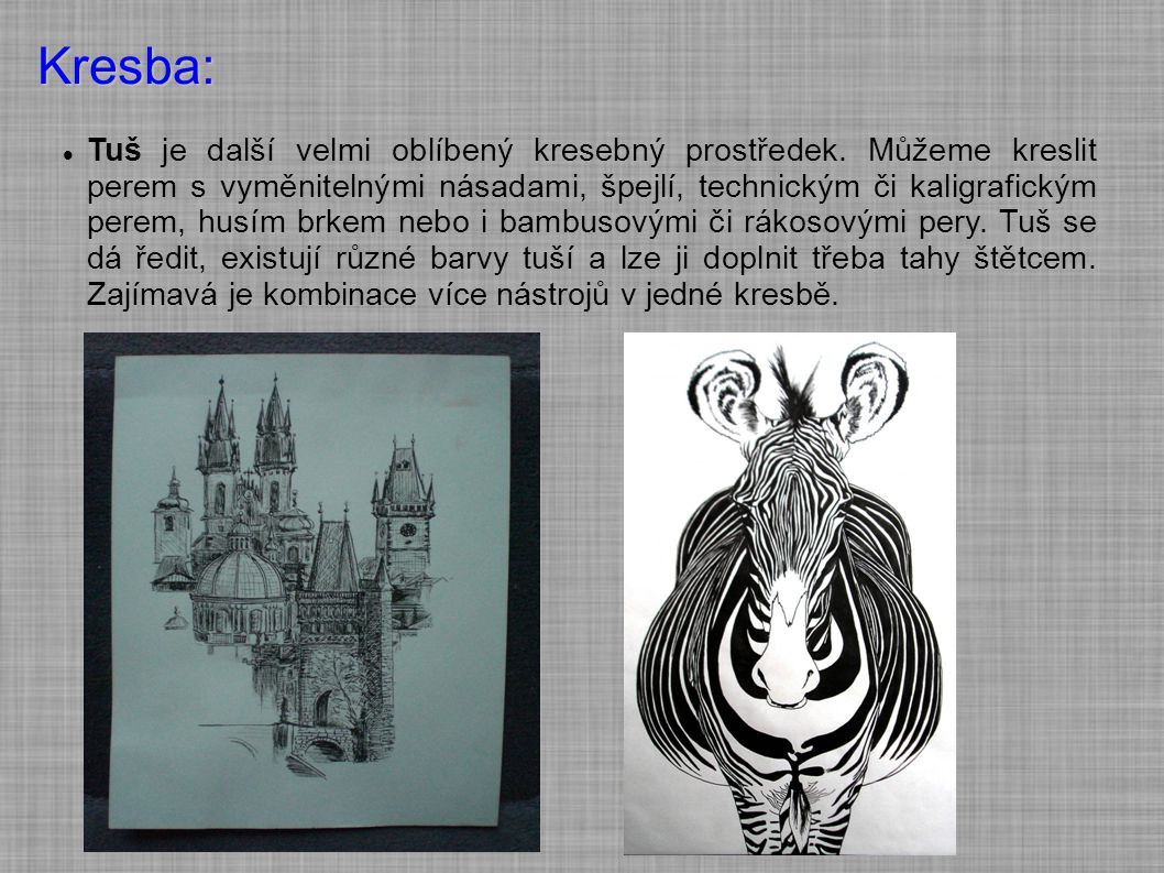Kresba: