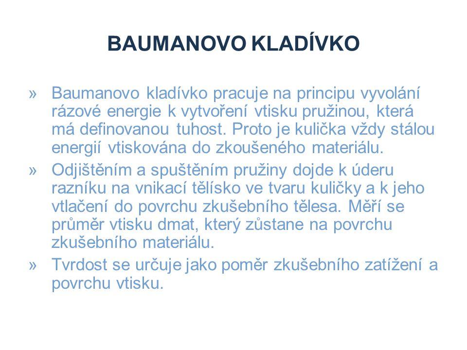 Baumanovo kladívko