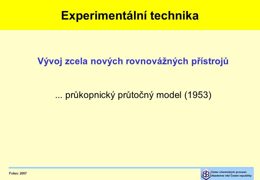 Experimentální technika