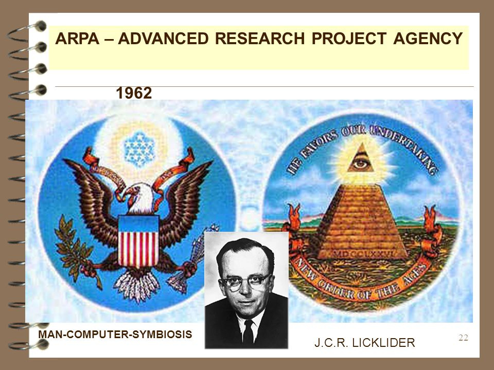 ARPA – ADVANCED RESEARCH PROJECT AGENCY