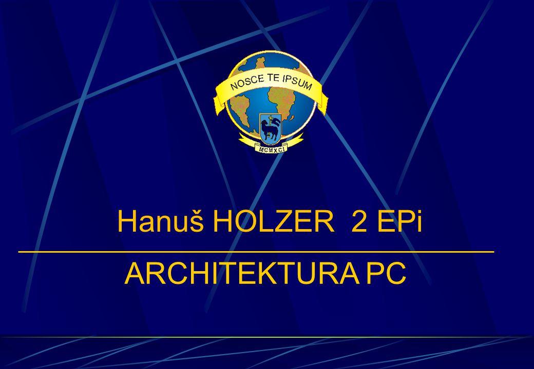 Hanuš HOLZER 2 EPi ARCHITEKTURA PC