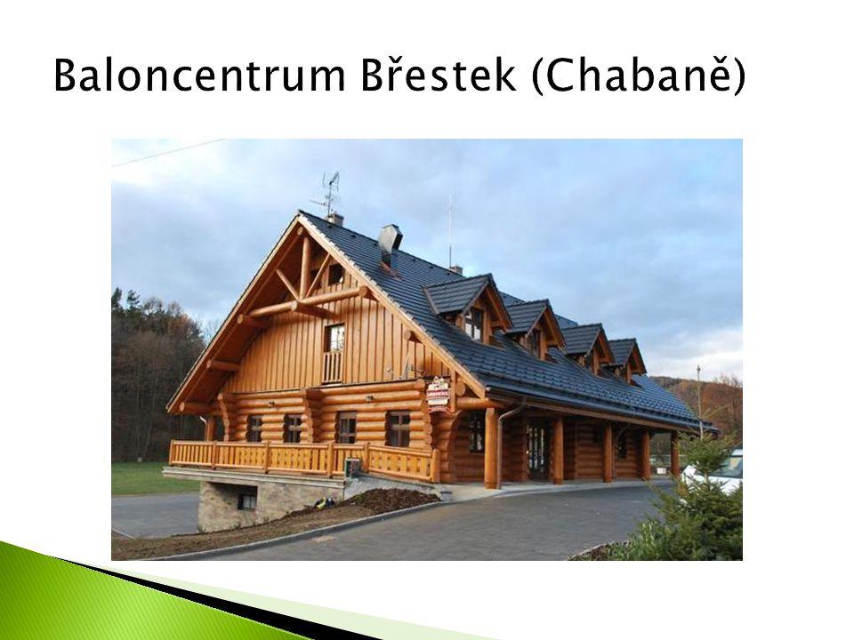 Baloncentrum Břestek (Chabaně)