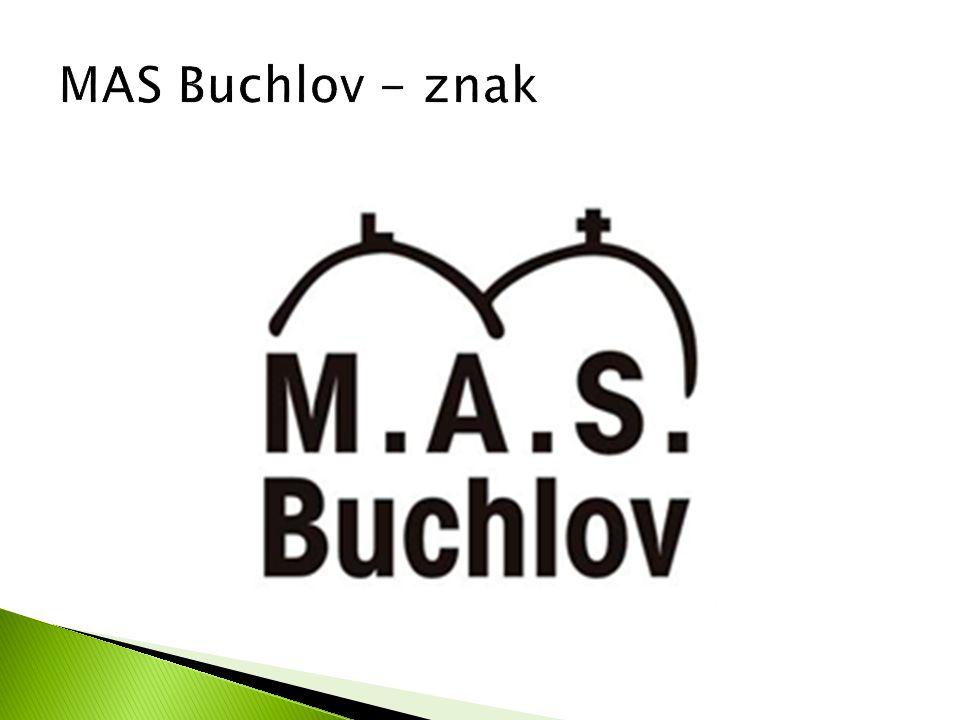MAS Buchlov - znak