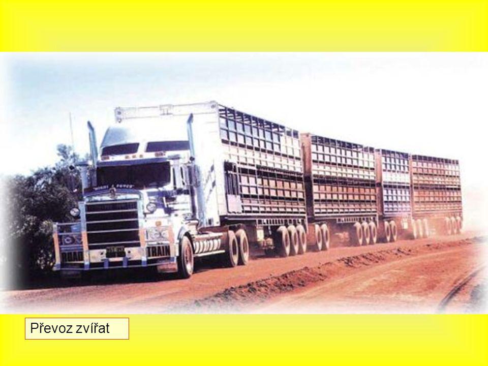 Převoz zvířat