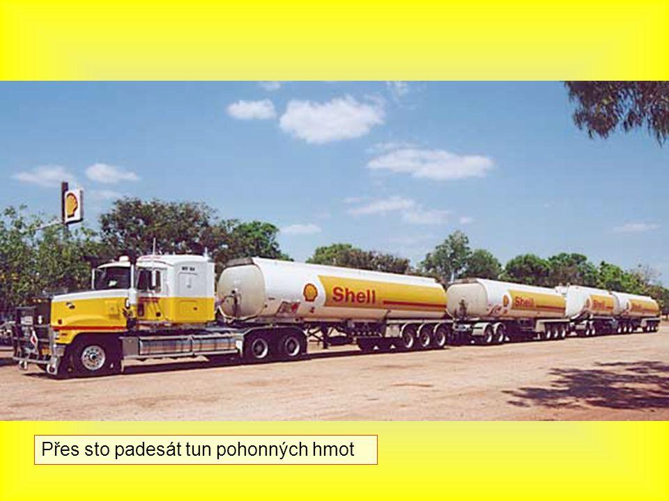 Přes sto padesát tun pohonných hmot