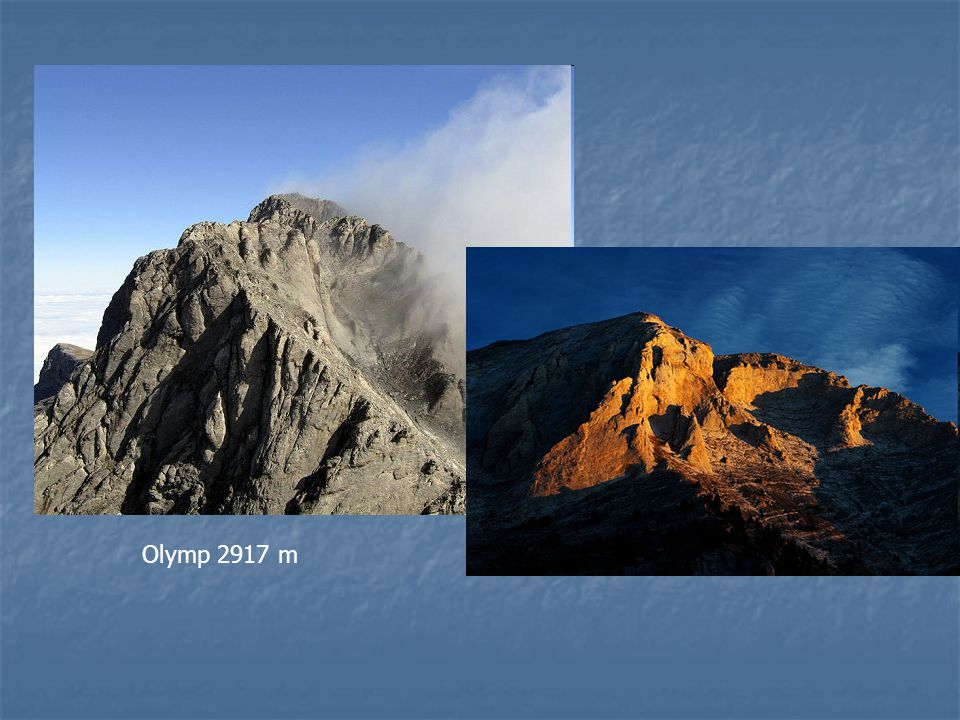 Olymp 2917 m