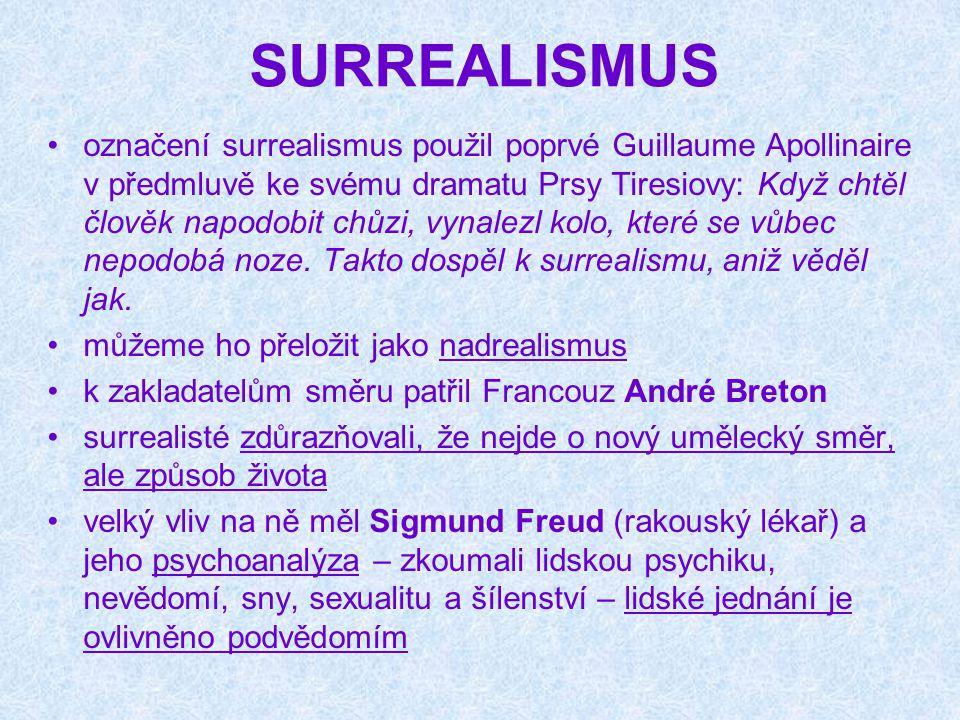 SURREALISMUS