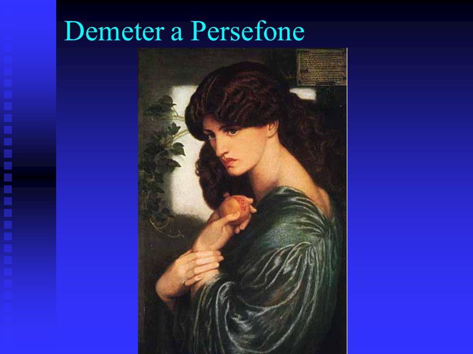 Demeter a Persefone