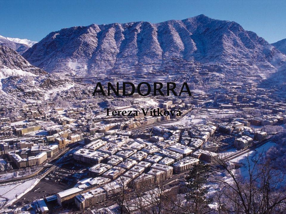 Andorra Tereza Vítková