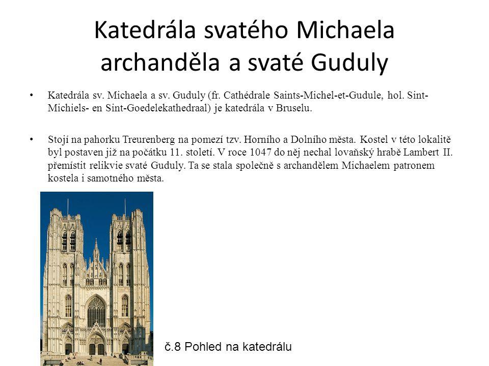 Katedrála svatého Michaela archanděla a svaté Guduly