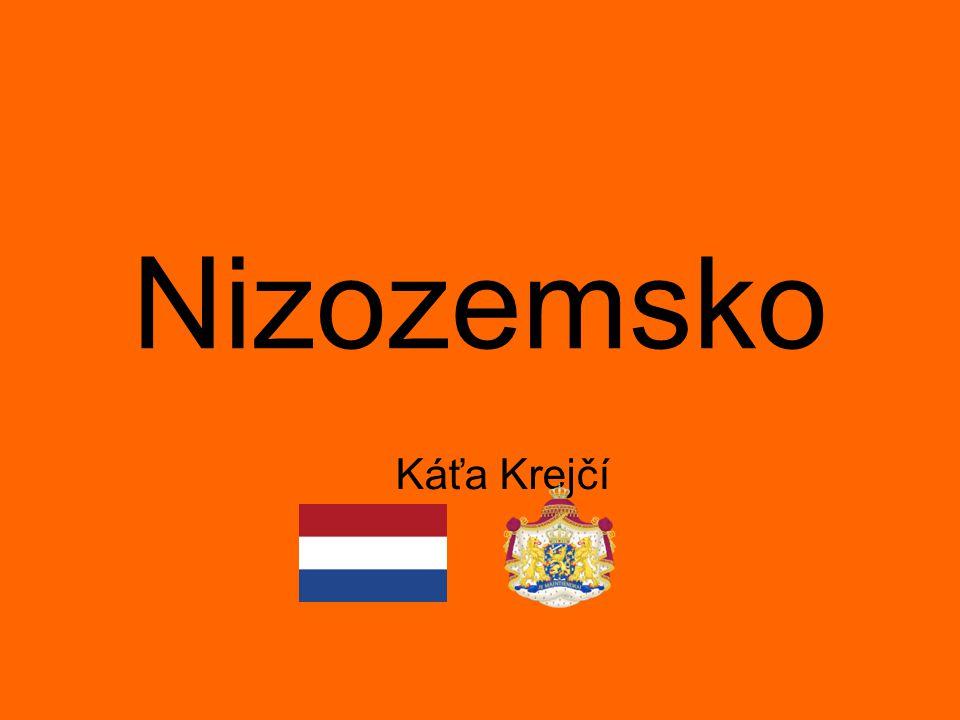 Nizozemsko Káťa Krejčí