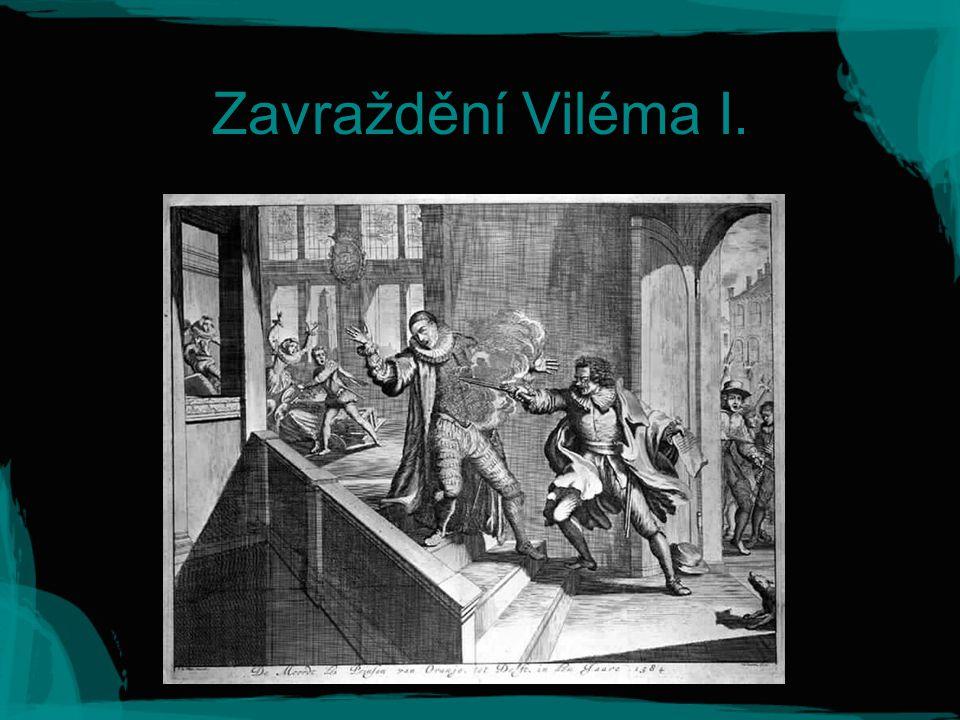 Zavraždění Viléma I.