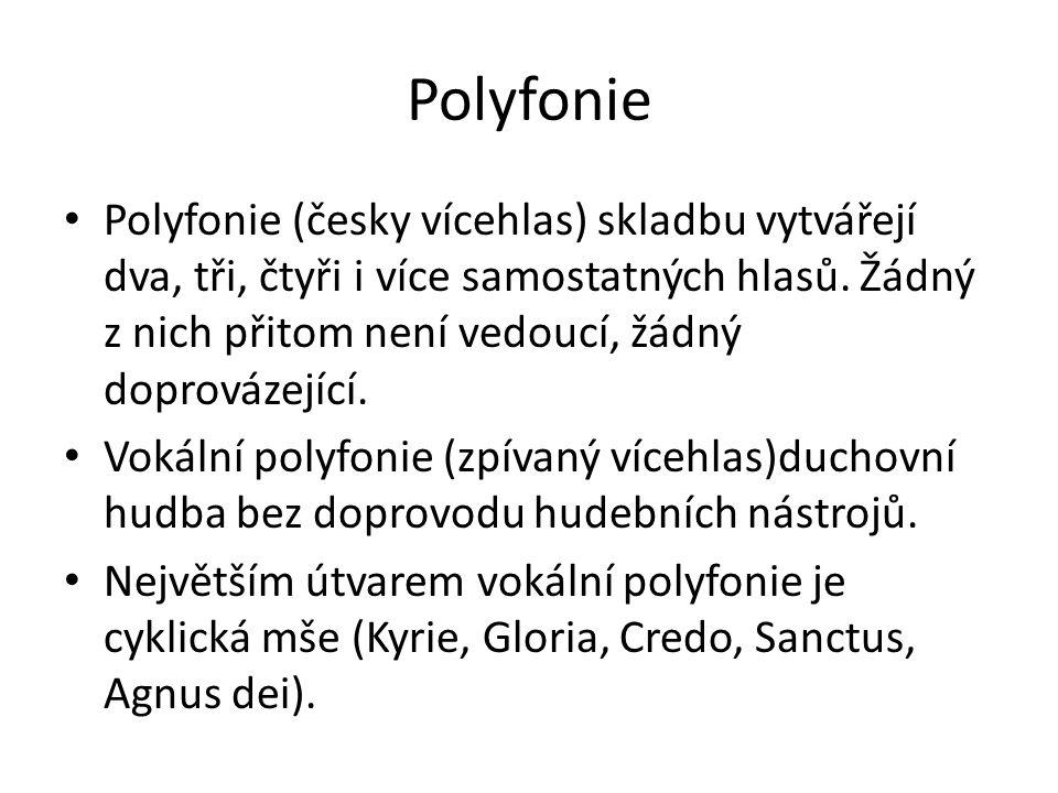 Polyfonie