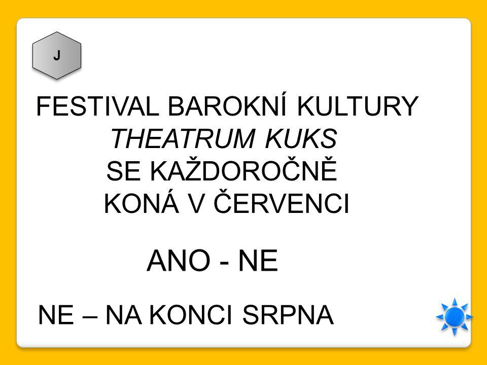 FESTIVAL BAROKNÍ KULTURY