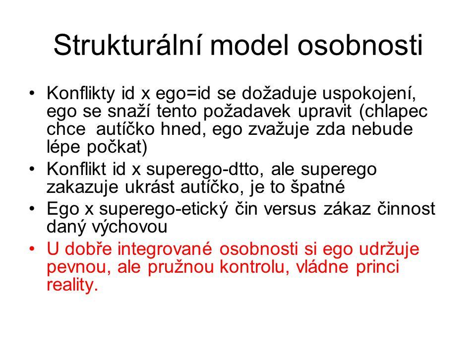 Strukturální model osobnosti