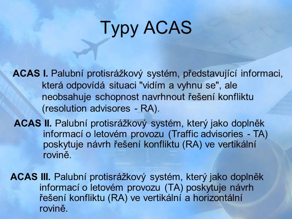Typy ACAS