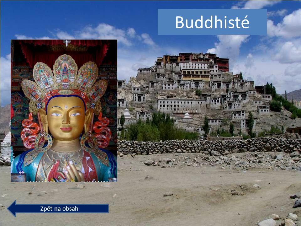 Buddhisté Zpět na obsah