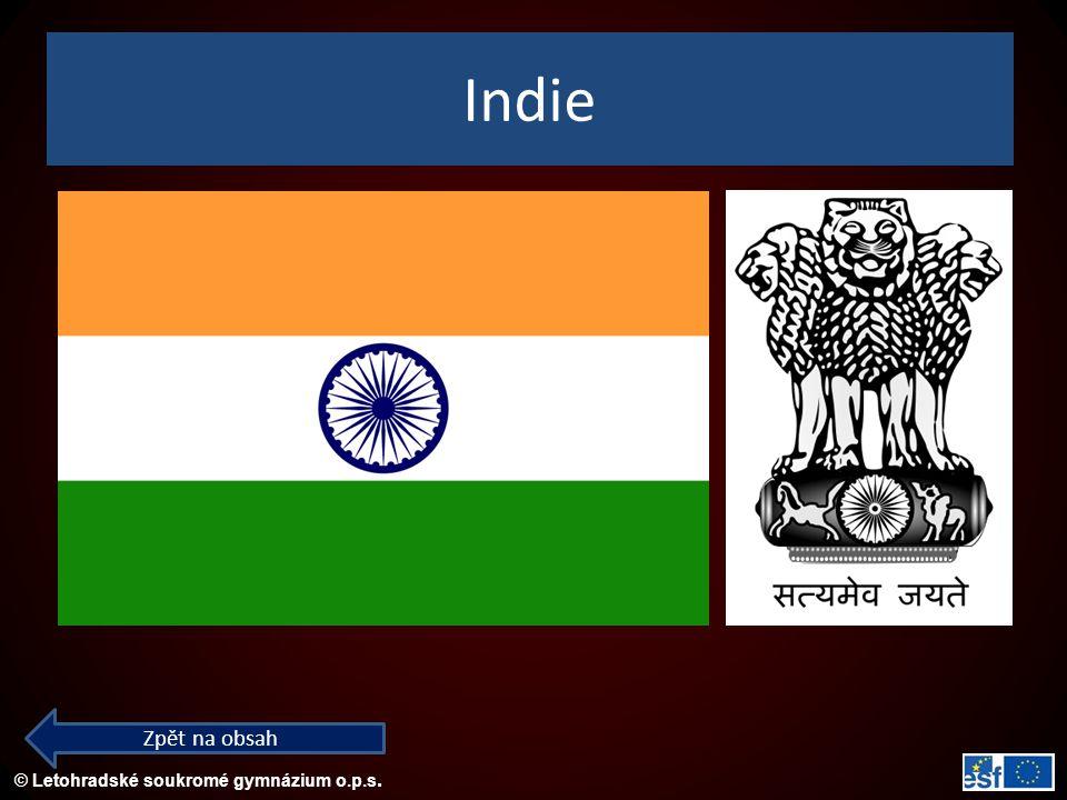 Indie Zpět na obsah