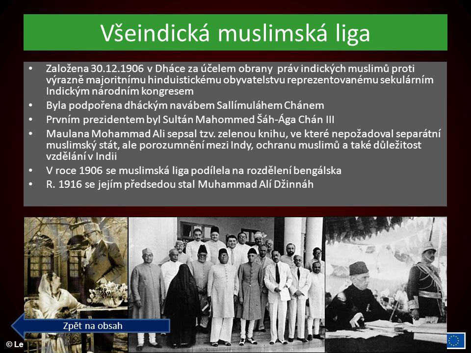 Všeindická muslimská liga