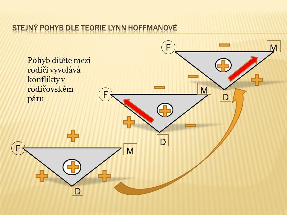 Stejný pohyb dle teorie Lynn Hoffmanové