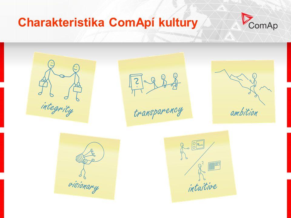 Charakteristika ComApí kultury