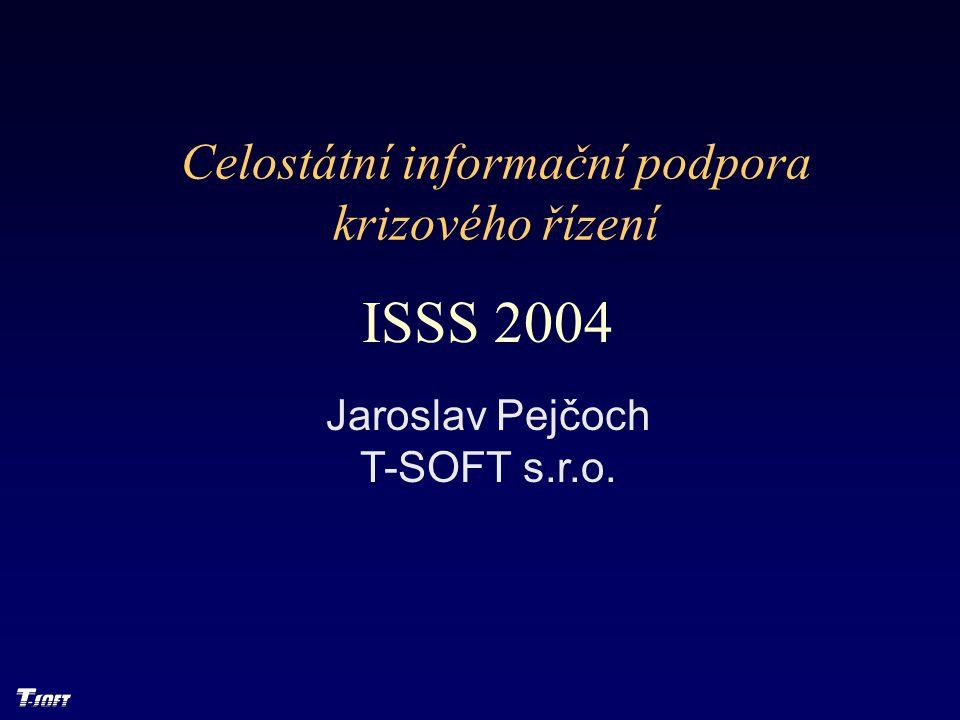 Celostátní informační podpora krizového řízení