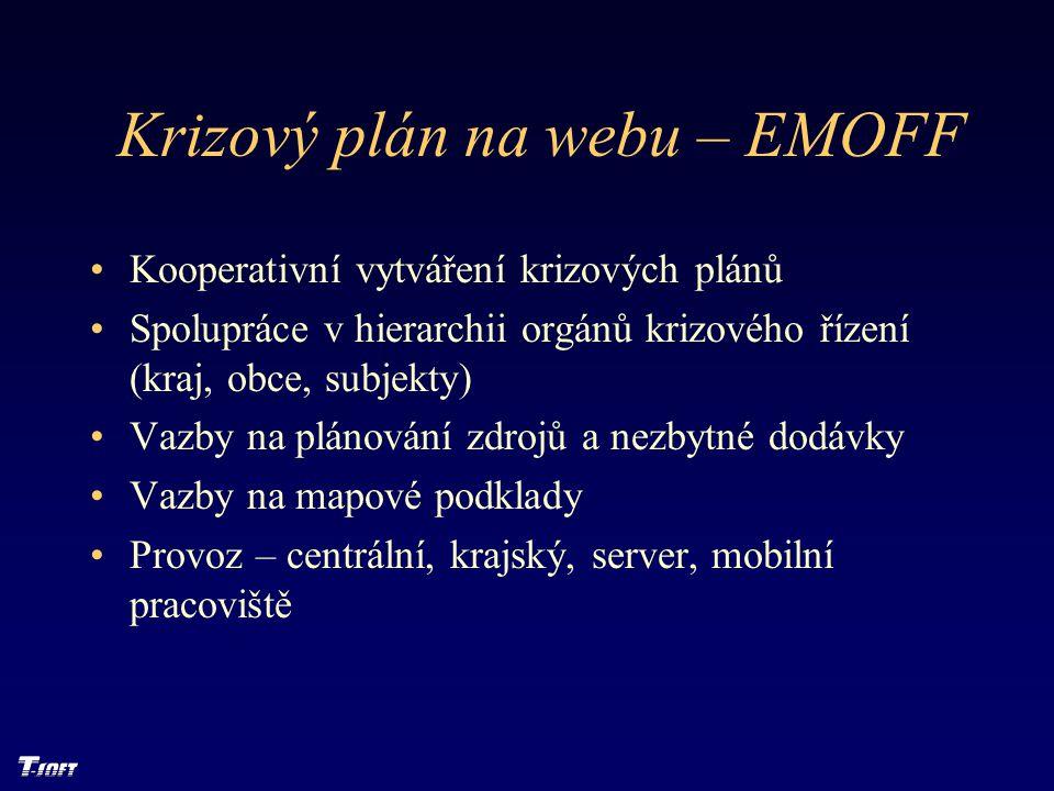 Krizový plán na webu – EMOFF