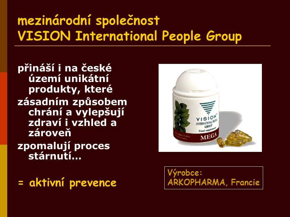 mezinárodní společnost VISION International People Group