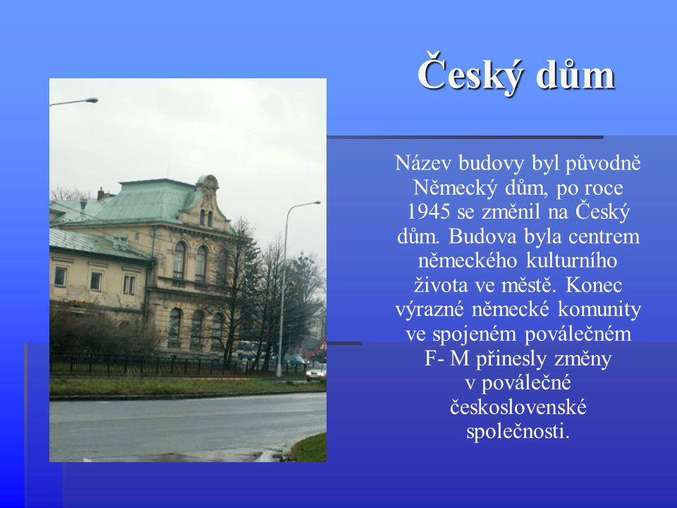 Český dům