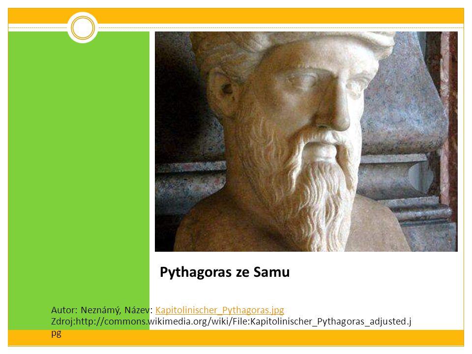 Pythagoras ze Samu