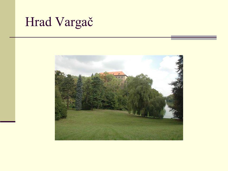 Hrad Vargač
