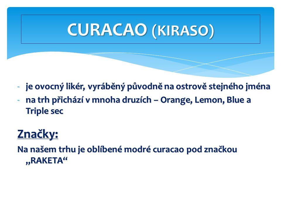CURACAO (KIRASO) Značky: