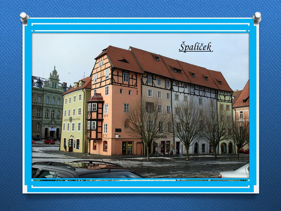 Památky Chebský hrad Kostel sv. Mikuláše Špalíček