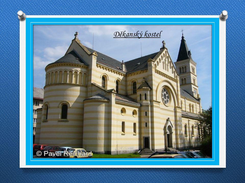 Děkanský kostel Radnice