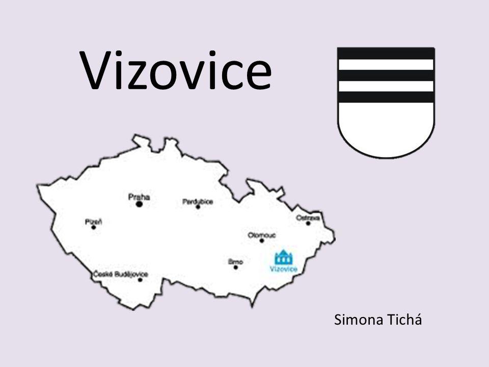 Vizovice Simona Tichá