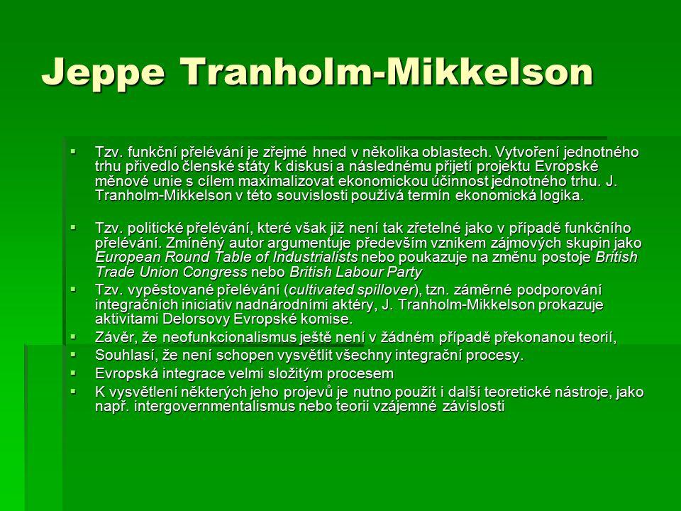 Jeppe Tranholm-Mikkelson