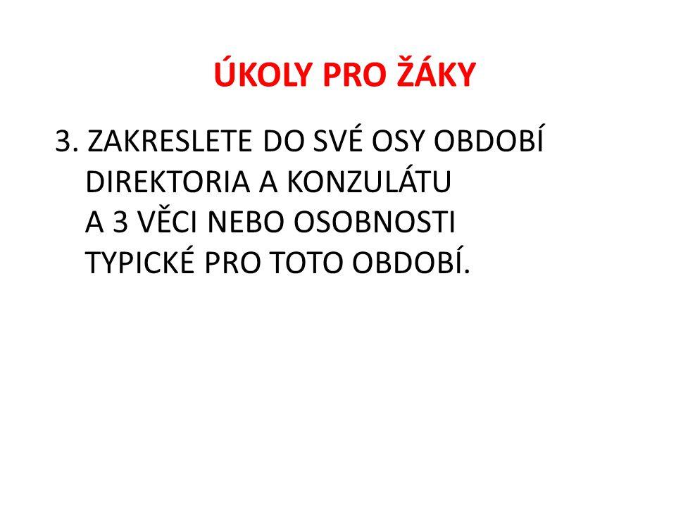 ÚKOLY PRO ŽÁKY 3.