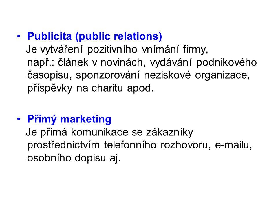 Publicita (public relations)