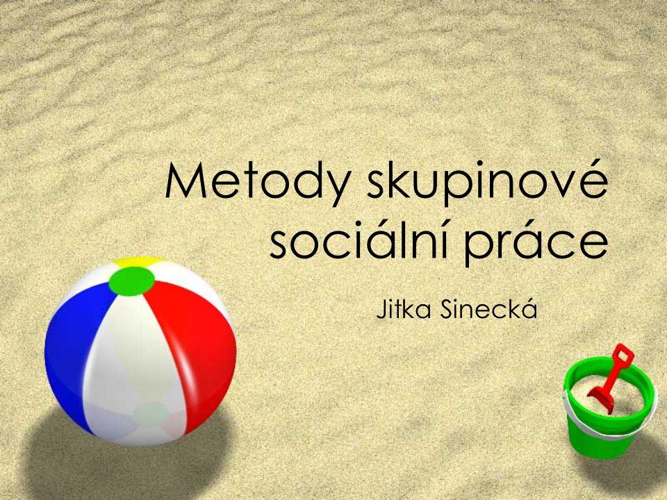 Metody skupinové sociální práce