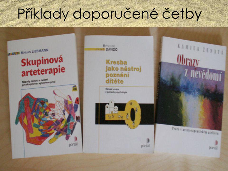 Příklady doporučené četby
