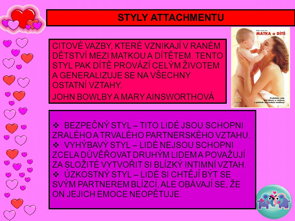 STYLY ATTACHMENTU