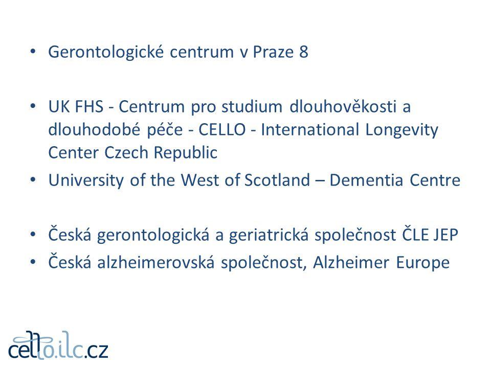 Gerontologické centrum v Praze 8