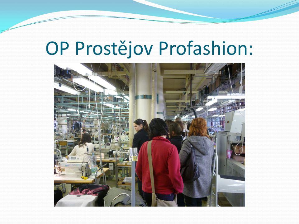 OP Prostějov Profashion: