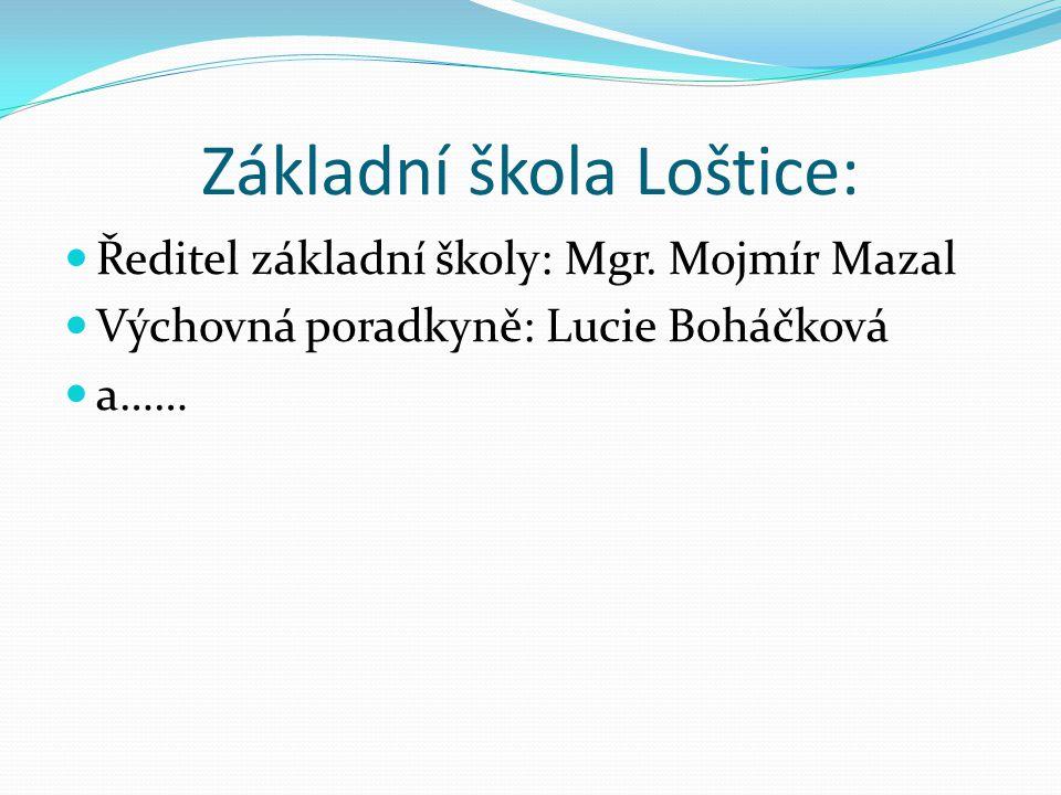 Základní škola Loštice: