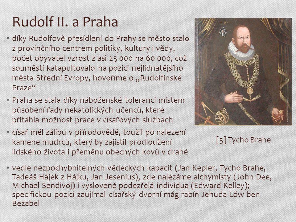 Rudolf II. a Praha