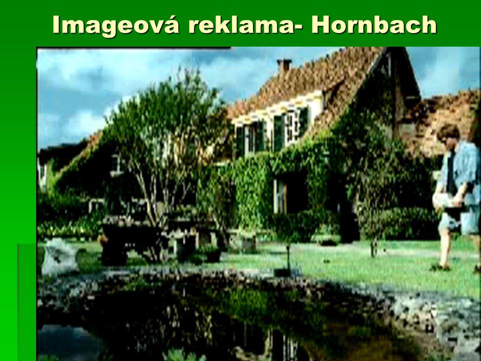 Imageová reklama- Hornbach