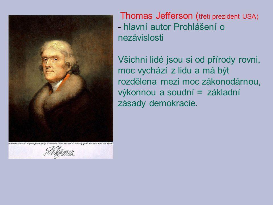 Thomas Jefferson (třetí prezident USA)