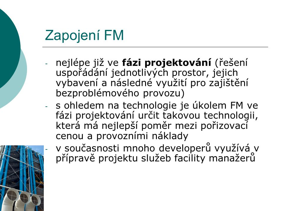 Zapojení FM
