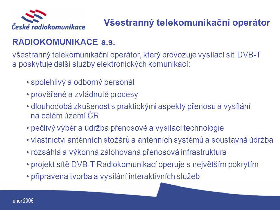 Všestranný telekomunikační operátor